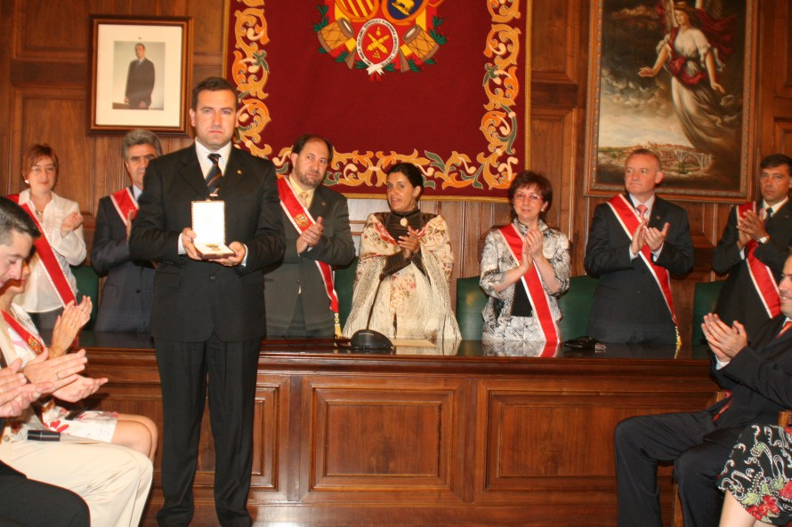 20052006 MEDALLAOROCIUDA