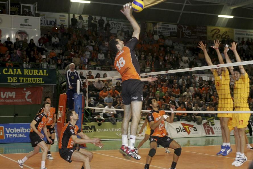 Voleibol. Copa Challenge