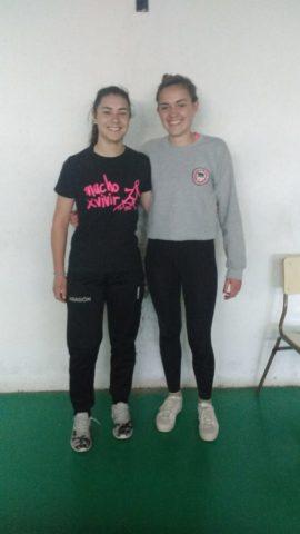 Ana Maudos y María Jarque