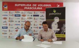 Firma Club Voleibol Teruel – Podoactiva 2018-2019 (1)